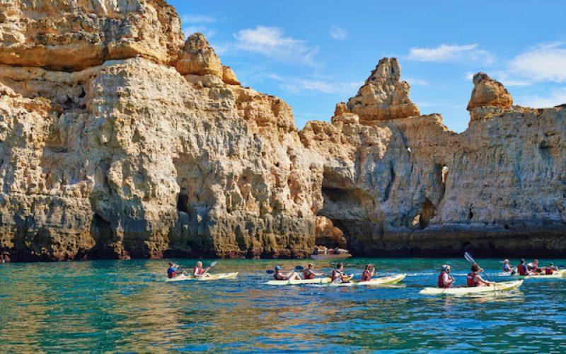 Atividade turística com crescimento acentuado no Algarve
