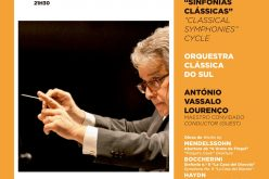 Silves acoge el ciclo «Sinfonías Clásicas» de la Orquestra Clásica del Sur
