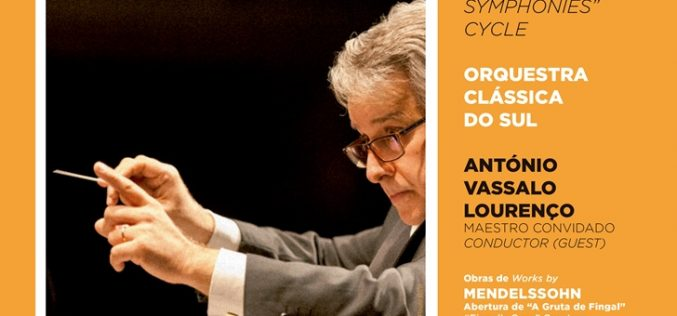 """Silves acolhe ciclo """"Sinfonias Clássicas"""" da Orquestra Clássica do Sul"""