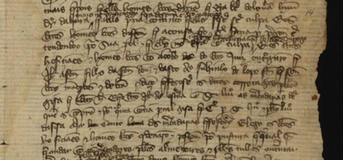 Actas de Verificación medievales de Loulé son clasificadas como «Tesoro Nacional»