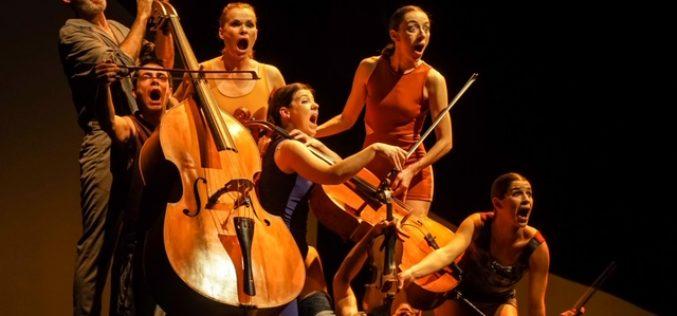 Clara Andermatt estrena su obra de teatro en Loulé