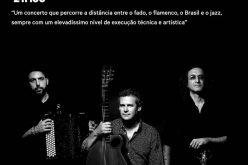 Pedro Jóia actúa en el Auditorio de Lagoa