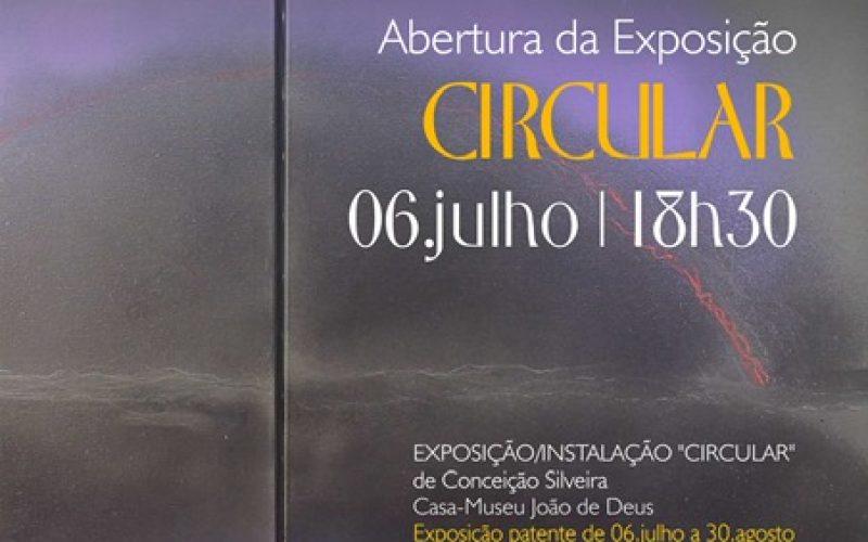 Casa-Museo João de Deus presenta la exposición «Circular»