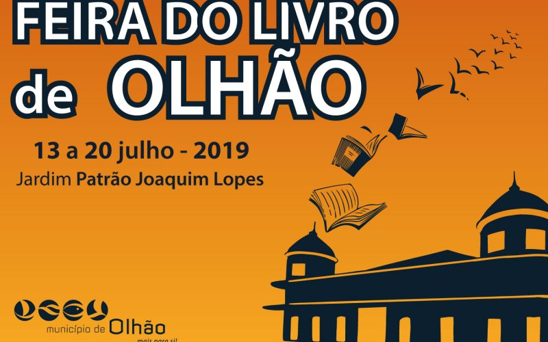 La Feria del Libro de Olhão acoge a destacados autores nacionales e internacionales