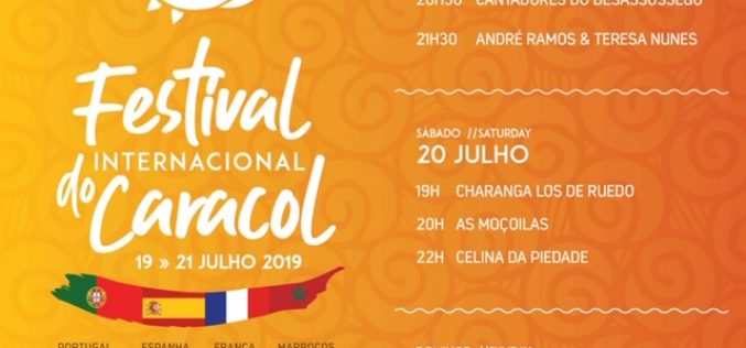 Castro Marim celebra el Festival Internacional del Caracol