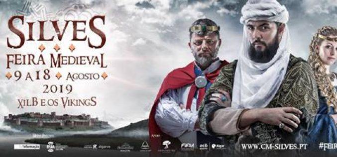 Feira Medieval de Silves é um Eco evento