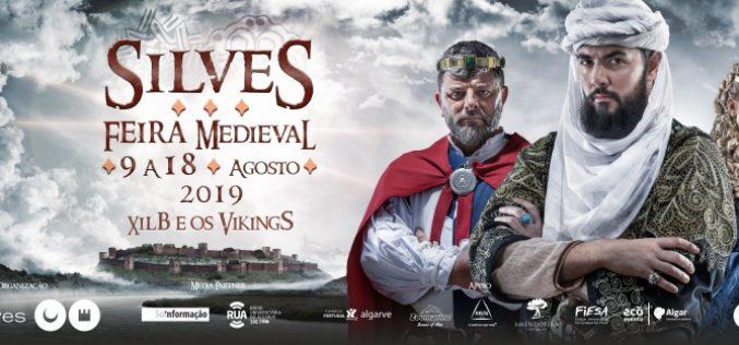 Atividades XVI Feira Medieval de Silves