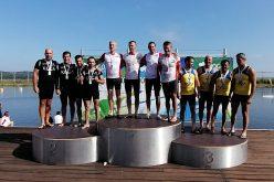 Kayak Clube Castores do Arade gana títulos de Campeones Nacionales