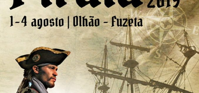 Olhão prepara-se para o maior Festival Pirata de sempre