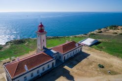 Farol de Alfanzina abre a visitas entre os meses de julho e agosto