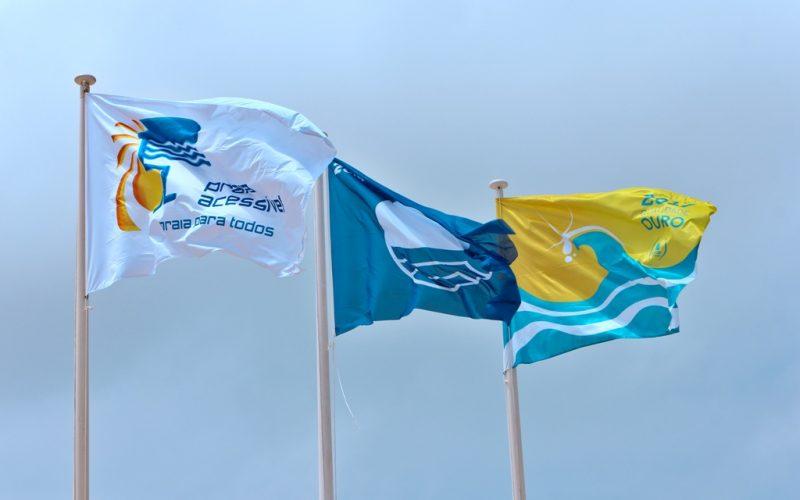 Castro Marim tiene tres playas con Bandera Azul