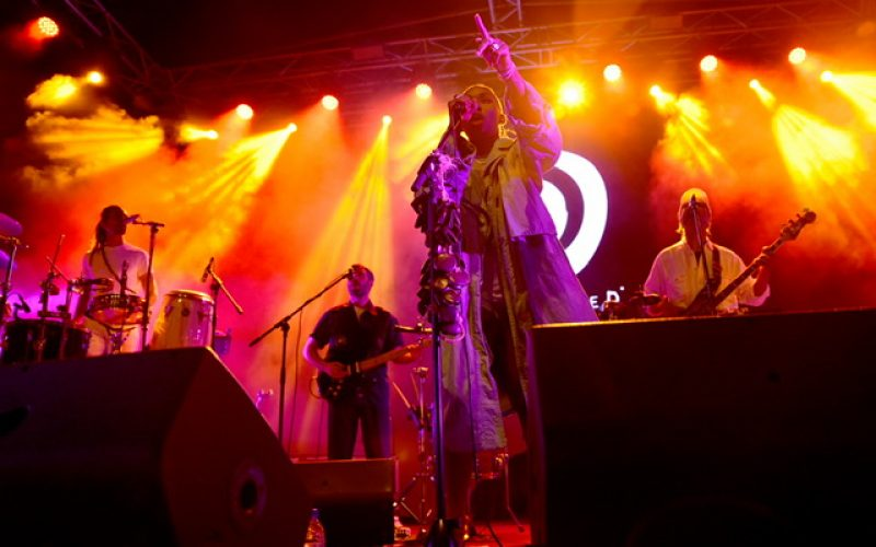 El Festival MED trajo la World Music a Loulé
