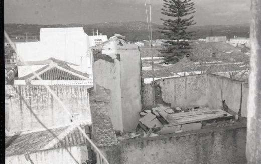 Exposición en Loulé evoca el terremoto de 1969