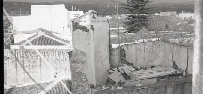 Exposição em Loulé evoca sismo de 1969