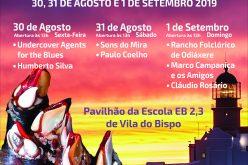 Vila do Bispo acoge el 8º Festival de Perceve