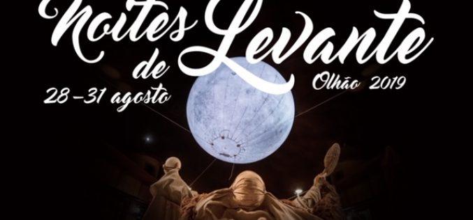 Vento de Leste traz Noites de Levante em Olhão