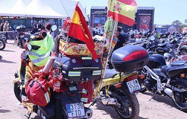 38a Concentración Internacional de Motos