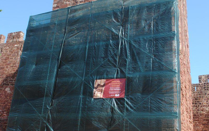 Castelo de Silves será intervencionado para conservação do espaço