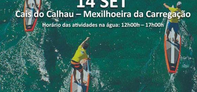 Lagoa presenta el desafío de Paddle Surf