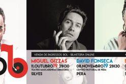 Grandes nombres de música nacional llegarán a Silves