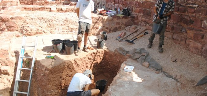 Castelo de Silves é motivo de nova campanha arqueológica