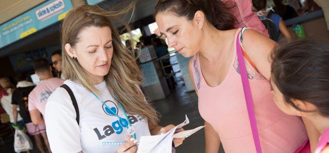 El Ayuntamiento de Lagoa marca el día de la familia