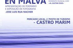 «Fundido en Malva», nueva exposición en el mercado local de Castro Marim