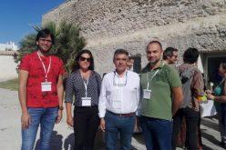 Lagoa es representada en el Encuentro Eurorregión Alentejo, Algarve y Andalucía