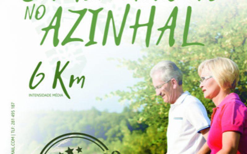 Comienza el nuevo ciclo de senderismo en el pueblo de Azinhal