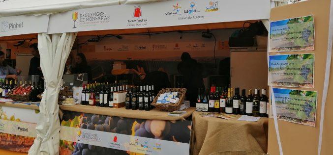 Vinhos de Lagoa e do Algarve foram à festa das vindimas em Paris