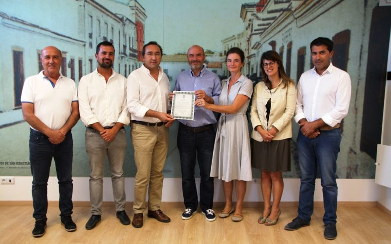 """Farmhouse of Palms"" ganador de los premios de Comercio de Portugal 2019"