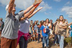 ¡La décima edición del festival de aves atrajo a cientos de visitantes a Sagres!
