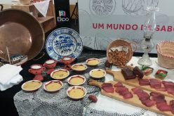 Lagoa levou à feira de Santarém tesouros da gastronomia algarvia