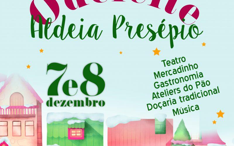 Odeleite, Aldeia Presépio