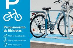 Loulé instala 10 postos de parqueamento de bicicletas em Quarteira
