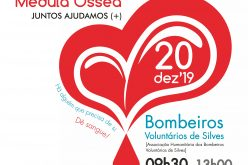 Silves organiza a campanha de recolha de sangue e registo de medula óssea
