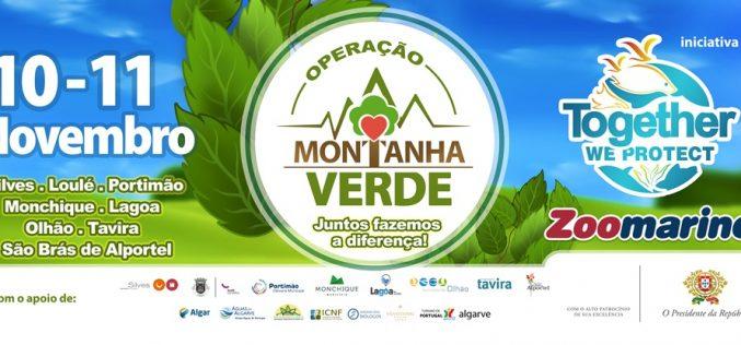 """Silves volta a ser parceiro da """"Operação Montanha Verde"""""""