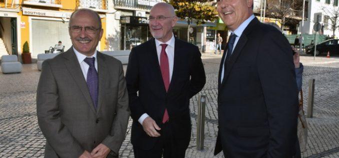 Loulé recebe embaixador da Argentina