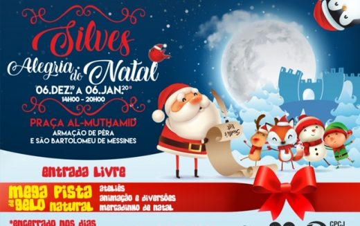 """Silves """"Alegría de Navidad"""" anima esta temporada"""