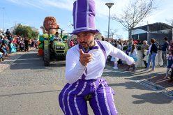Já começaram os preparativos para o Carnaval