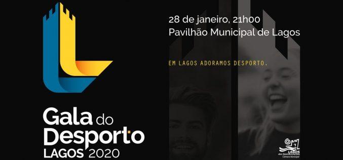 Lagos rinde homenaje a sus atletas en la Gala Deportiva 2020