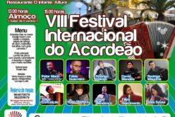 El Gran Festival del acordeón celebra el VIII aniversario