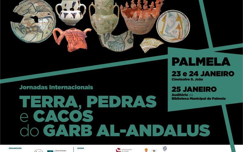 Silves apoya las jornadas internacionales «Tierra, piedras y cacos do garb Al-Andalus»