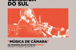 Pêra acoge el concierto de la Orquesta Clásica del Sur
