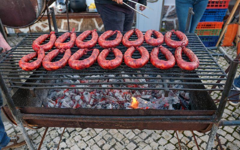 Querença celebra la Fiesta del Chorizo
