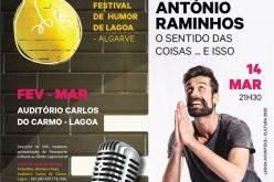 António Raminhos volverá a estar presente en Humorfest