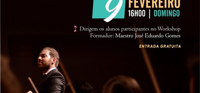 Filarmónica de São Brás de Alportel promove workshop de direção de banda