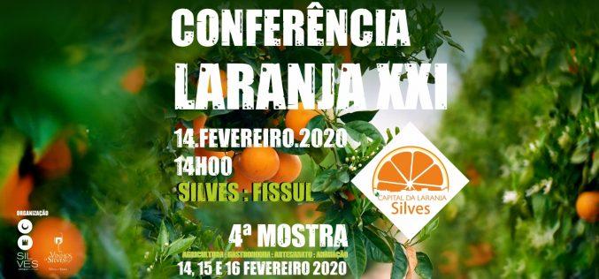 Conferência Laranja XXI integra programa da IV Mostra Silves Capital da Laranja