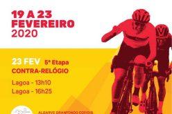 La 46º Vuelta al Algarve en bicicleta tendrá lugar en Lagoa
