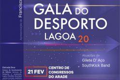 Gala do Desporto em Lagoa